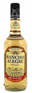 Rancho Alegre Tequila Reposado 750ml